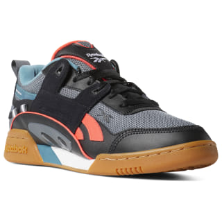 Workout Plus ATI 90s Black / Alloy / Neon Red / Mist DV6282