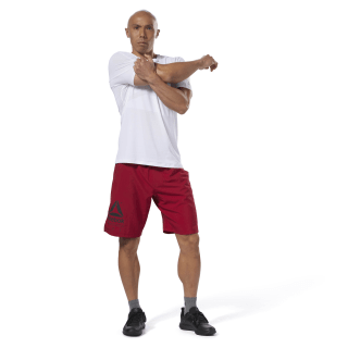 Epic Lightweight Shorts Cranberry Red D93772