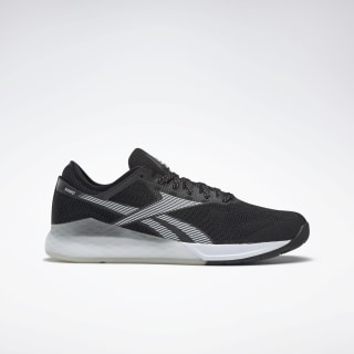 Reebok Nano 9 Men's Training Shoes Black / White / None FU6826