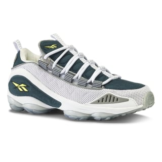 DMX Run 10 White/Nocturnal Blue/Neon Yellow V44398