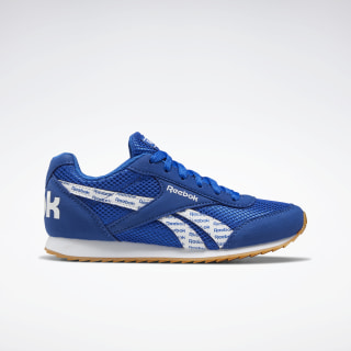Reebok Royal Classic Jogger 2.0 Shoes Humble Blue / White / Gum EF3434