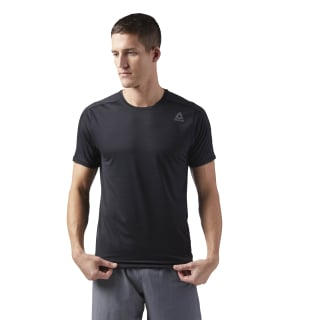 T-shirt ACTIVCHILL Move Black CF7877