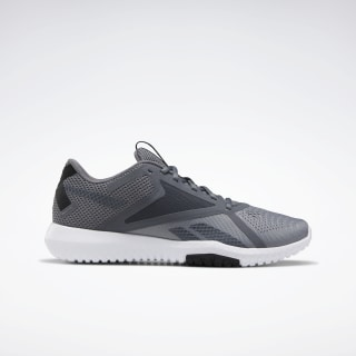 Reebok Flexagon Force 2.0 Shoes Pure Grey 5 / True Grey 7 / Black EH3552