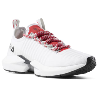 Sole Fury SE White / Black / Grey / Red DV6920