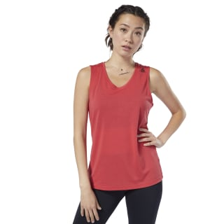 Supremium Tank Top Rebel Red EJ9429