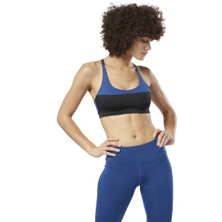 Workout Ready Bra Bunker Blue D95500