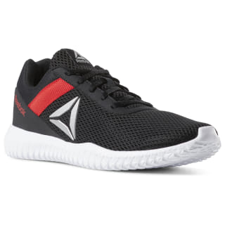 Reebok Flexagon Energy Black/White/Silver/Primal Red DV4777