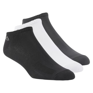 Calcetines One Series Training para hombre - Pack de 3 White / Gravel / Black AY0268