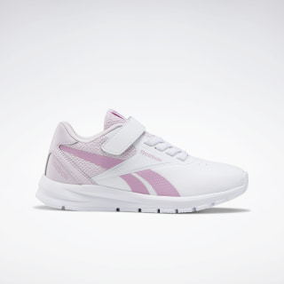 Reebok Rush Runner 2.0 Shoes White / Pixel Pink / Jasmine Pink EF6637