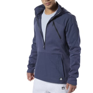 Training Supply Control Hoodie Heritage Navy EC0721