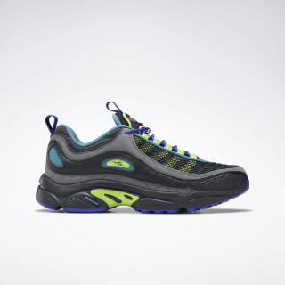 Кроссовки Reebok Daytona DMX II Grey/true grey 8/TEAM PURPLE/mineral mist EG1655