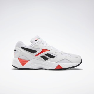 Aztrek 96 White / Porcelain / Neon Red DV7249
