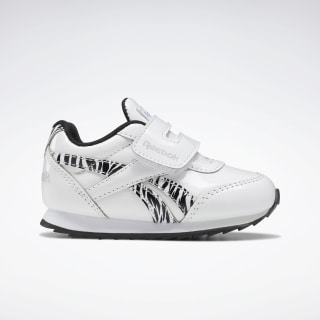 Reebok Royal Classic Jogger 2.0 Shoes White / White / Black EF3749