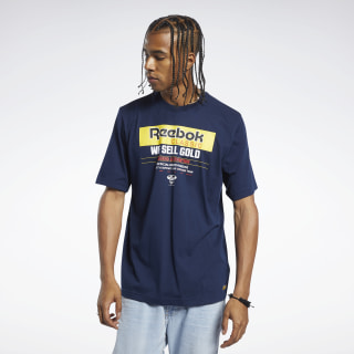 Classics GP Gold Tee Collegiate Navy FN2737