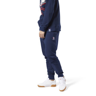 Classics French Terry Pant Collegiate Navy DH2079