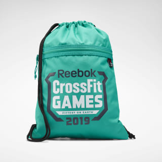 Reebok CrossFit® Games Gym Sack Emerald FI9314