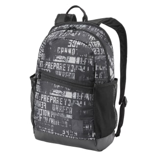 Style Foundation Active Graphic Backpack Black CZ9766