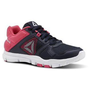 Tenis YOURFLEX TRAIN 10 COLLEGIATE NAVY/TWISTED PINK/WHITE CN4239