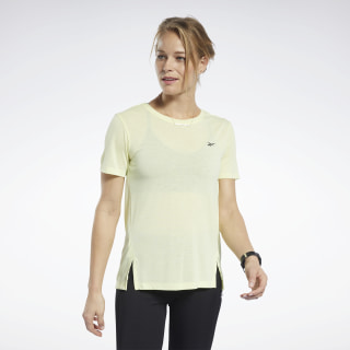 Workout Ready Supremium Tee Lemon Glow FK6849