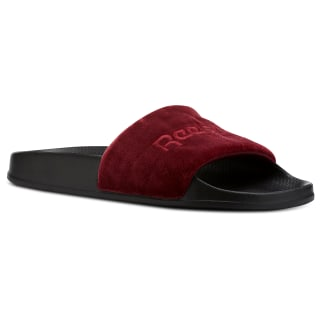 Classic Slide Coll Burgundy/Cranbery Red/Black/White/Velvet CN4191