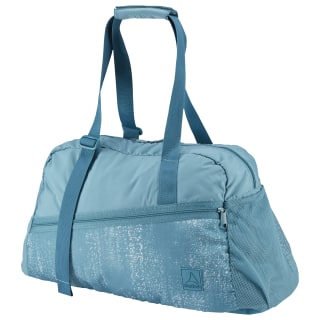 Enhanced Active Graphic Grip Duffel Bag Mineral Mist DU2789