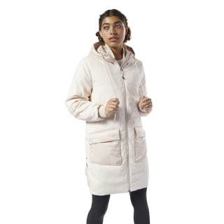 Пуховик Outerwear Long Buff / Buff EB6993