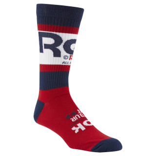 Classics Graphic Crew sock Collegiate Navy DH3557