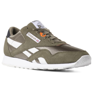 Classic Nylon Army Green/Terrain Grey/White/Lava/Black CN6854