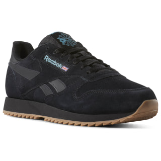 Кроссовки Classic Leather Montana Cans RIPPLE-BLACK/MINERAL MIST/LEE DV3933