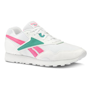 RAPIDE MU We-White / Totally Teal / Acid Pink DV4603