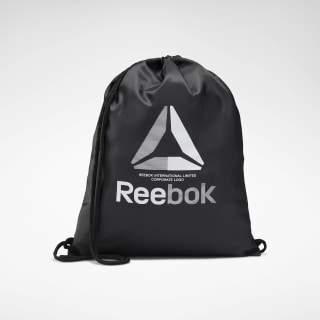 Training Essentials Gymsack Black EC5561