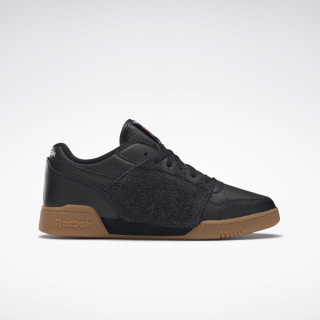 Кроссовки Workout Plus x Nepenthes Grey/black/reebok rubber gum-06/legacy red FW8461