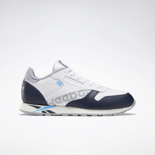 Classic Leather White / Navy / Cyan / Chalk DV9597