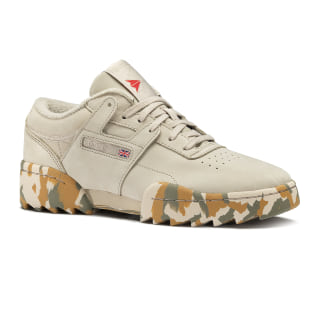 Workout Ripple OG Light Sand / Green / Brown DV8239