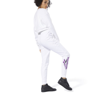Classic Vector Joggingbroek White EC5963