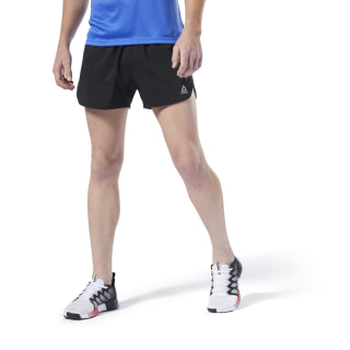 Run Essentials 3-Inch Shorts Black DU4267