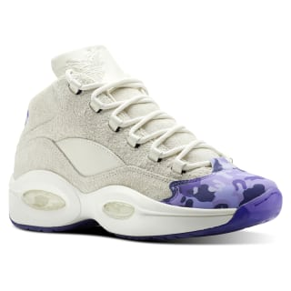 QUESTION MID CAMRON Chalk / Lush Orchid / Team Purple / Classic White DV4774