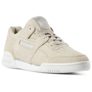 Workout Lo Plus Light Sand / White / True Grey CN6973
