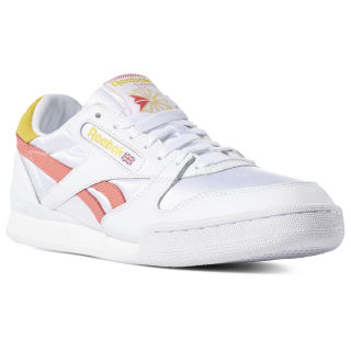 Phase 1 Pro White / Urban Yellow / Rose CN6994
