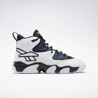 Avant Guard Basketball Shoes Black / White / Collegiate Navy EF8733