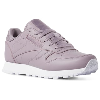 Classic Leather Lilac Fog/White CN8661