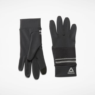 Guantes Running Black EC5545
