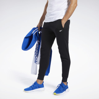Training Essentials Linear Logo Joggers Black FK6140