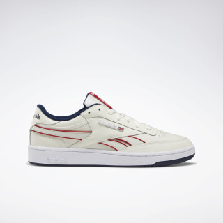 Кроссовки Reebok Revenge Plus CHALK/NAVY/RED/WHITE DV8634