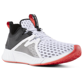 Zapatillas Fusium Run 2.0 white / black / red DV4222