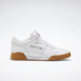 Workout Plus White / Carbon / Classic Red / Reebok Royal-Gum CN2126