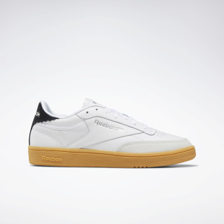 Club C 85 Shoes White / Silver Met. / None DV7148