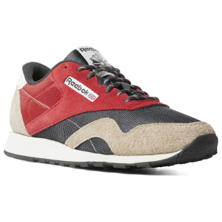 Classic Nylon Red/Grey/Beige/Polar CN7197