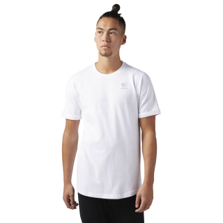 Classic Long T-Shirt White CD6629