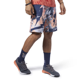 Shorts Rc Epic Cordlock Print sunglow DY8434